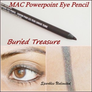 MAC Powerpoint Eye Pencil Buried Treasure