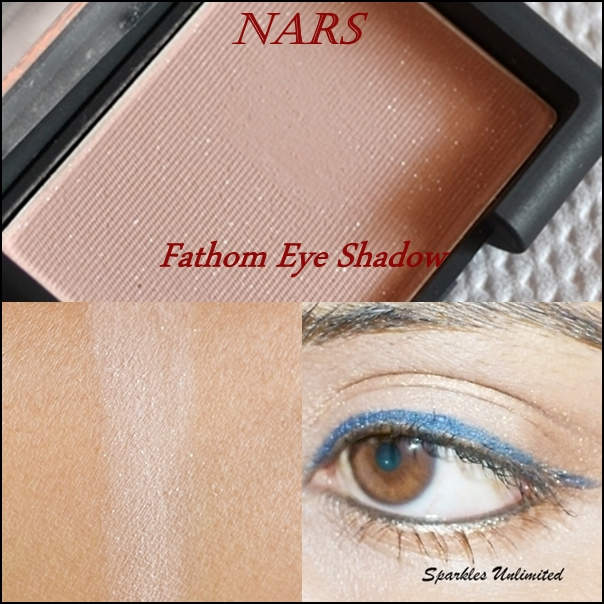 Nars Shimmer Eyeshadow Fathom Review Amp Swatches