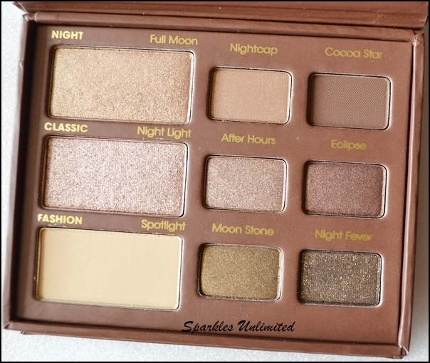 Two Faced Natural Eye Palette Boots