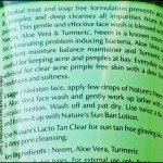 Nature's Essence Purifying Neem & Aloe Vera Face Wash