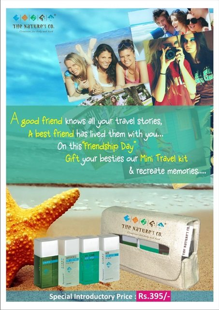 The Nature's Co. Friendship day