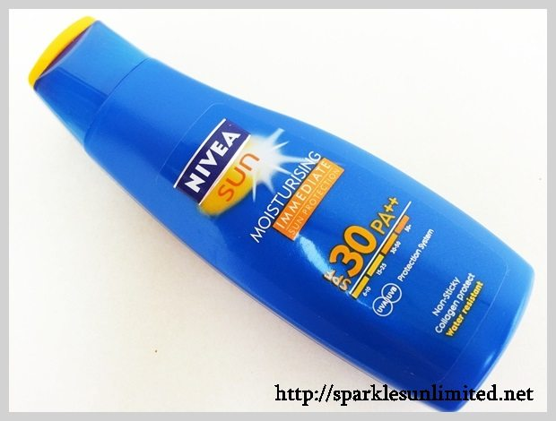 Nivea Sun Moisturizing Lotion SPF 30,Nivea Sun Moisturizing Lotion SPF 30 Review, Nivea Sunscreen, Sun Protection, Sun Protection Tips, Nivea, Nivea India