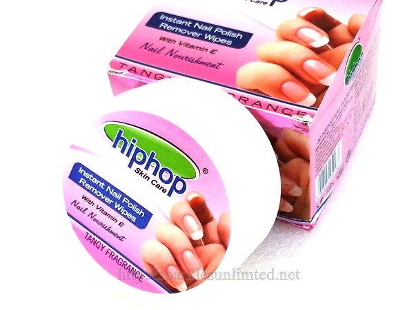 Hip Hop Instant Nail Polish Remover Wipes Review,Hip Hop Instant Nail Polish Remover Wipes , Hip Hop, Nail Polish Remover