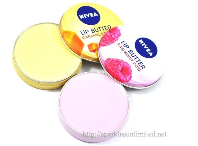 Nivea Lip Butter CARAMEL CREAM & RASPBERRY ROSE,Nivea Lip Butter CARAMEL CREAM & RASPBERRY ROSE Review, Nivea Lip Butter, Nivea Lip Butter Review, Nivea India