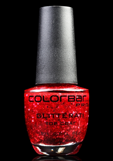 Colorbar Glittterati-Jazz Red