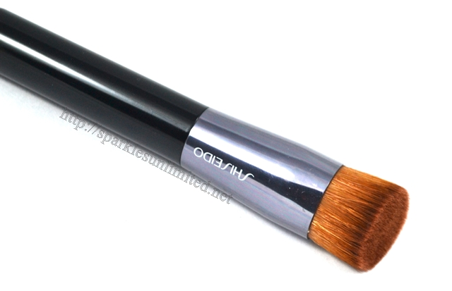 Shiseido Perfect Foundation Brush Review,Shiseido Perfect Foundation Brush , Best Foundation Brush, Foundation Brush, Sheseido India, Shiseido Cosmetics