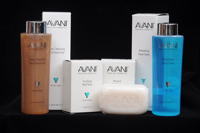 Cleansing Products,Avani Dead Sea Cosmetics