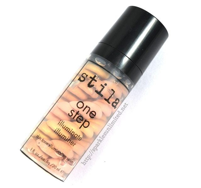 Stila One Step Illuminate Skin Tone Illuminating Serum,Stila One Step Illuminate Skin Tone Illuminating Serum Review,Stila One Step Illuminate ,Stila One Step Illuminate Review, Stila Illuminator, Stila Cosmetics, Stila, Stila One Step Illuminate Skin Tone