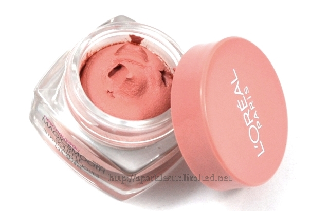L'Oreal Paris Magic Smooth Souffle Blush 842 CHERUBIC, L'Oreal Paris Magic Smooth Souffle Blush 842 CHERUBIC Review,L'Oreal Paris Magic Smooth Souffle Blush 842 CHERUBIC Swatches,L'Oreal Paris Magic Smooth Souffle Blush , L'Oreal Paris Magic Smooth Souffle Blush Review,L'Oreal Paris Magic Smooth Souffle Blush Swatches, L'Oreal paris Cosmetics, L'Oreal Paris India