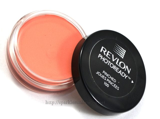 Revlon Photoready Cream Blush 100 PINCHED,Revlon Photoready Cream Blus Review,Revlon Photoready Cream Blush 100 PINCHED Swatches,Revlon Photoready Cream Blush ,Revlon Photoready Cream Blush Review,Revlon Photoready Cream Blush Swatches, Revlon India, Revlon Cosmetics