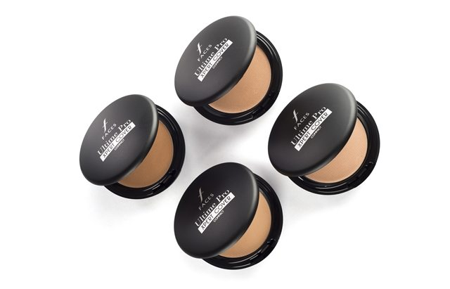 FACES ULTIME PRO X- PERT COVER 3 IN 1 COMPACT FOUNDATION, FACES ULTIME PRO X- PERT COVER 3 IN 1 COMPACT FOUNDATION Swatches, Faces Cosmetics India