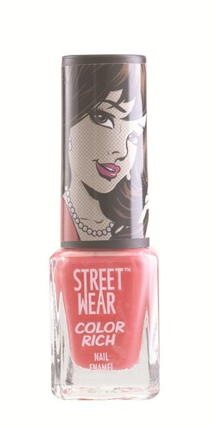 StreetWear Color Rich Nail Enamel Love Blossom