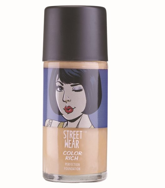 StreetWear Color Rich Perfection Foundation - Copy