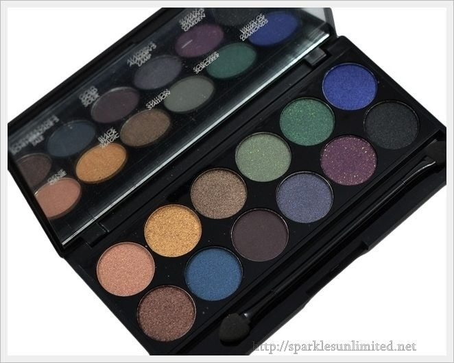 Sleek i divine Arabian Nights Palette, Sleek i divine Arabian Nights Palette Review,Sleek i divine Arabian Nights Palette Swatches, Sleek Makeup