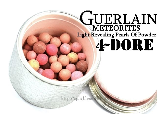 Guerlain Meteorites Light Revealing Pearls Of Powder 4 DORE,Guerlain Meteorites Light Revealing Pearls Of Powder 4 DORE Review,Guerlain Meteorites Light Revealing Pearls Of Powder 4 DORE Swatches,Guerlain Meteorites Light Revealing Pearls Of Powder ,Guerlain Meteorites Light Revealing Pearls,Guerlain Meteorites Light Revealing Pearls Review,Guerlain Meteorites Light Revealing Pearls Swatches, Guerlain Meteorites,Guerlain Meteorites Review,Guerlain Meteorites Swatches, Guerlain Cosmetics, Guerlain
