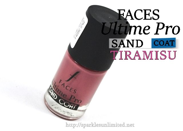 Faces Ultime Pro Sand Coat Nail Enamel TIRAMISU,Faces Ultime Pro Sand Coat Nail Enamel TIRAMISU Review, Faces Ultime Pro Sand Coat Nail Enamel TIRAMISU Swatches, Faces Ultime Pro Sand Coat Nail Enamel ,Faces Ultime Pro Sand Coat Nail Enamel Review,Faces Ultime Pro Sand Coat Nail Enamel Swatches, Faces Canada
