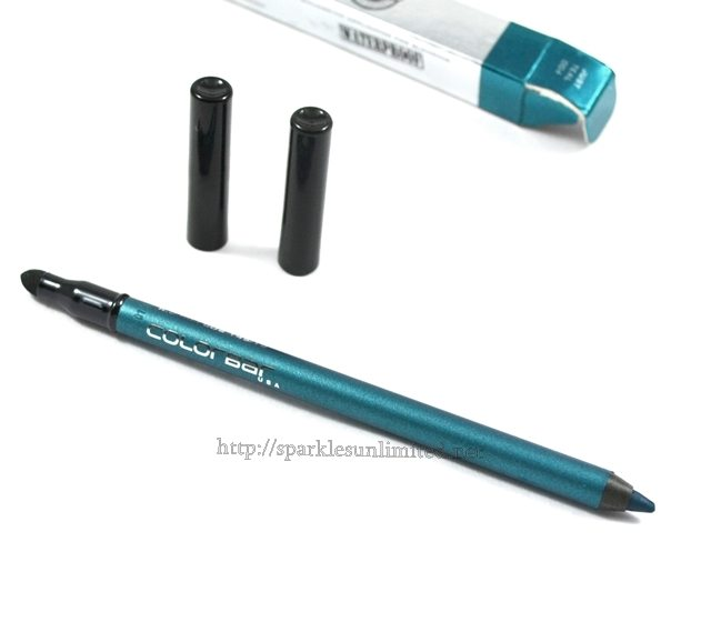 Colorbar Just Smoky Kajal 004 JUST TEAL,Colorbar Just Smoky Kajal 004 JUST TEAL review,Colorbar Just Smoky Kajal 004 JUST TEAL swatches,Colorbar Just Smoky Kajal ,Colorbar Just Smoky Kajal Review,Colorbar Just Smoky Kajal Swatches, Colorbar USA, Colorbar Cosmetics