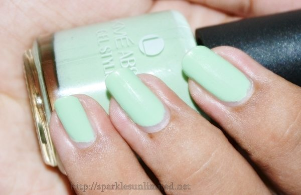 Lakme Absolute Gel Stylist MINT JULEP,Lakme Absolute Gel Stylist MINT JULEP Review,Lakme Absolute Gel Stylist MINT JULEP Swatches,Lakme Absolute Gel Stylist ,Lakme Absolute Gel Stylist Review,Lakme Absolute Gel Stylist Swatches, Lakme India, Lakme Absolute, LAkme