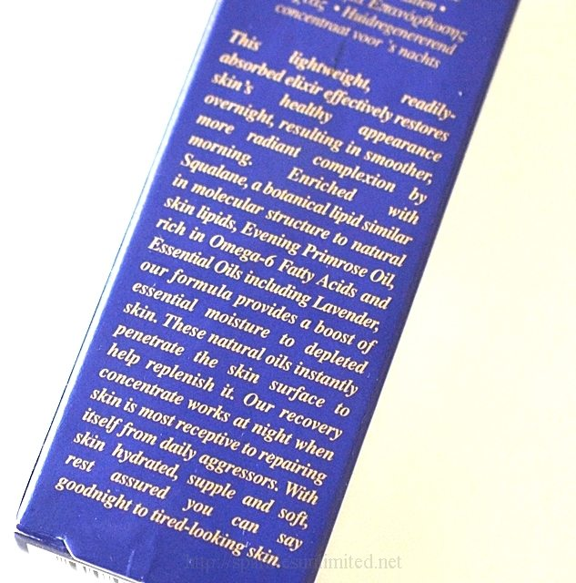 KIEHL'S MIDNIGHT RECOVERY CONCENTRATE, KIEHL'S MIDNIGHT RECOVERY CONCENTRATE Review, Kiehls UK
