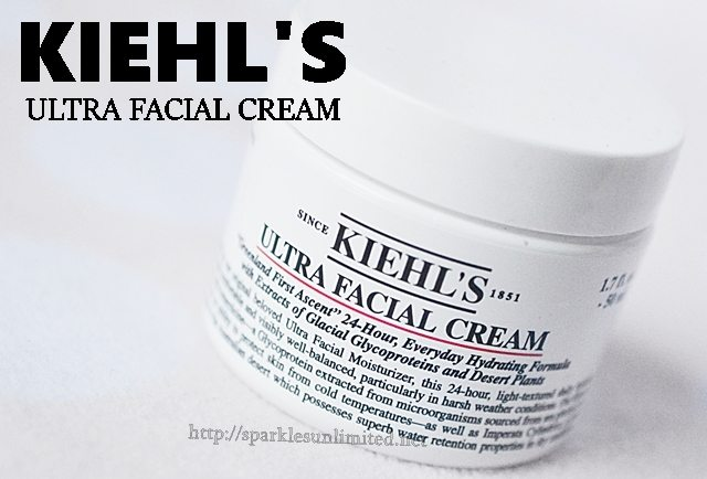 Kiehl's Ultra Facial Cream,Kiehl's Ultra Facial Cream Review, Kiehl's Skincare, Dry skincare, Moisturizer, Best Moisturizer for dry skin, Skincare, Hydration