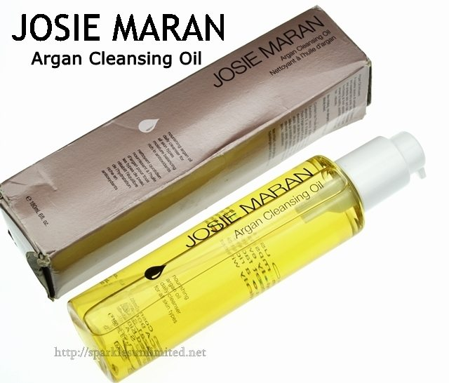 Josie Maran Argan Cleansing Oil, Josie Maran Argan Cleansing Oil Review, Joise Maran, Cleansing Oil, Makeup Cleanser, Skincare, Natural Skincare, Cleanser