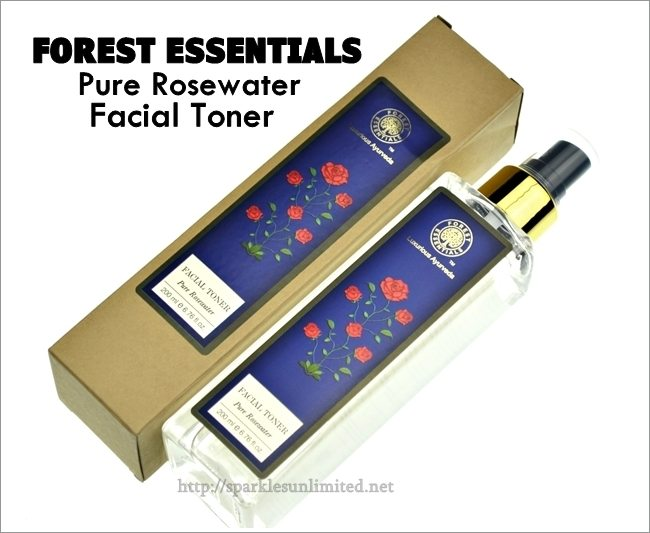 Forest Essentials Pure Rosewater Facial Toner, Forest Essentials Pure Rosewater Facial Toner Review, Facial Toner, Toning, Natural toner, Pure Rose Toner, Forest Essentials, Hydrating Toner